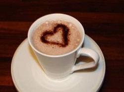 #ChocolatChaud pour le froid de l'hivert