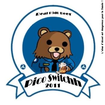 Etiquette Pico'Switchh
