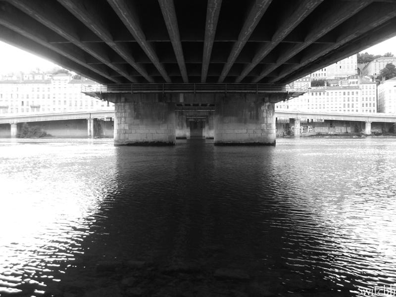 Pont Lyon Rhône